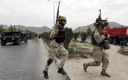 Taliban táo tợn tấn công thẳng vào tòa nhà Quốc hội Afghanistan