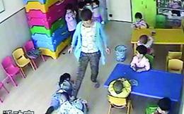 Đánh đập trẻ em bầm tím, hiệu trưởng mẫu giáo phải ra hầu tòa