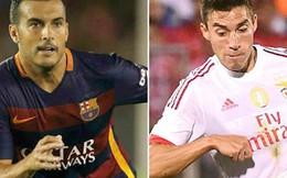 Chuyển nhượng Man United: Có điều kiện, cứ mua Pedro và Gaitan