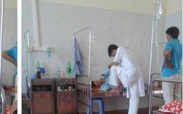 Bộ Y tế vào cuộc vụ bác sĩ giẫm chân lên giường bệnh