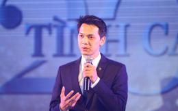 """Đại gia ngân hàng Trần Hùng Huy: Thoát khỏi bóng cha, vượt ra """"tâm bão"""""""