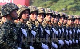 Khẩu súng nhỏ của TQ báo trước sự thay đổi lớn trong Quân đội Lào