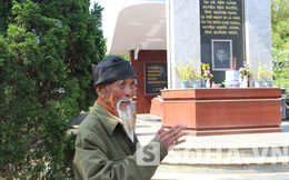 Cụ già đặc biệt mỗi ngày đạp xe 5km đến núi Ấn