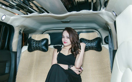 Hot girl Hà Nội chơi ngông với siêu xe 28 tỷ trong tiệc sinh nhật