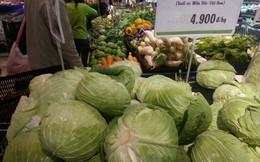 """""""Bị lừa"""" bán rau không rõ nguồn gốc: Big C, Metro nói gì?"""
