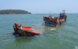 Tàu cá Việt Nam bị tàu Trung Quốc rượt đuổi, đâm chìm ở Hoàng Sa