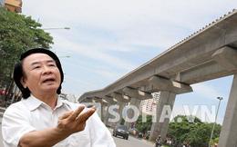 Đường sắt trên cao Hà Nội uốn lượn: Chuyên gia nói gì?