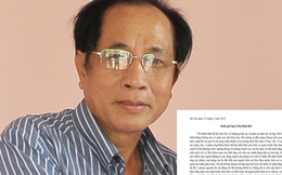 Ông Trần Đình Bá nói gì về thư xin lỗi của Cục trưởng Cục HKVN?