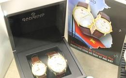 Cận cảnh những chiếc đồng hồ đặc biệt về Hoàng Sa - Trường Sa