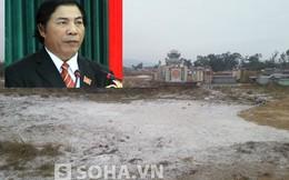 Những hình ảnh mới nhất về nơi an táng ông Nguyễn Bá Thanh