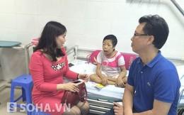 Phan Thị Bích Hằng và bức ảnh đặc biệt từ Mỹ của chị Châu Loan