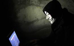 """8 cuộc tấn công mạng """"phi lợi nhuận"""" của siêu hacker Anonymous"""