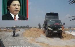 Cận cảnh nơi an táng ông Nguyễn Bá Thanh