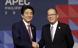 Philippines đề nghị Nhật cung cấp tàu lớn để tuần tra biển Đông