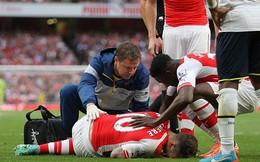Arsenal xếp nhì Premier League về… tiền viện phí