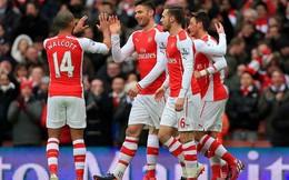 Arsenal đang ngày càng… Man United hóa?