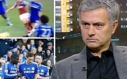 """Mourinho: Trọng tài tệ hại đang """"giết"""" Chelsea"""