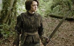Sốt tên nhân vật Arya trong 'Trò chơi vương quyền'