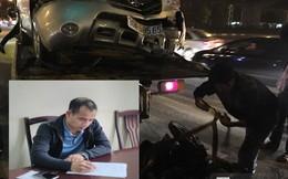 Khởi tố tài xế đâm tử vong cô gái ở đường Phạm Hùng - Hà Nội