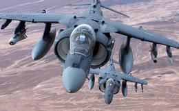 Máy bay phản lực lên thẳng Harrier đã ra đời như thế nào?