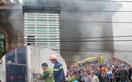 Nghệ An: Phá cửa nhà trưởng phòng công an tỉnh giữa trưa để dập lửa
