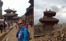 Người Việt từ vùng động đất Nepal kể lại giây phút kinh hoàng