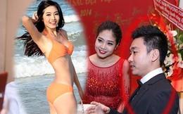 Chân dung chồng đại gia của người đẹp nóng bỏng nhất HHVN 2012
