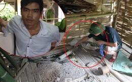 Sát thủ ở Nghệ An khai rõ động cơ thảm sát gia đình 4 người