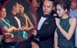 Hoa hậu Đặng Thu Thảo sánh đôi doanh nhân điển trai