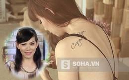 Nữ MC nổi tiếng VTV lộ hình xăm đặc biệt
