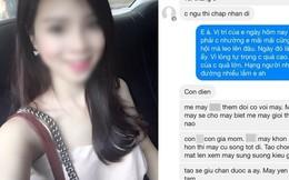 """Thiếu nữ đáp trả """"cao tay"""" khi bị bạn gái của người yêu cũ nhắn tin trêu tức"""