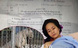 GĐ khu nuôi hổ dữ của đại gia Lê Thanh Thản thông tin sai sự thật