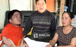 Thông tin bất ngờ vụ chàng trai khuyết tật cắt tay cầu cứu cho mẹ