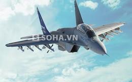 [INFOGRAPHIC] Biến thể mạnh nhất của gia đình tiêm kích MiG