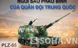 [INFOGRAPHIC] Ngôi sao pháo binh của Quân đội Trung Quốc