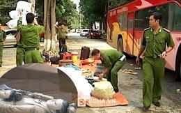 Cảnh sát đón lõng bắt xe khách vận chuyển gần 1 yến nghi ngà voi