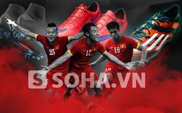 """INFOGRAPHIC: Cận cảnh dàn """"vũ khí"""" hạng nặng của U23 Việt Nam"""