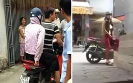 """Hà Nội: Gã thanh niên giả gái """"tự sướng"""" trước mặt phụ nữ"""