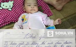 Một phụ nữ đến quán nước gửi lại con 3 tháng tuổi rồi biệt tăm