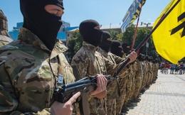 Đạo quân Azov của Ukraine muốn đánh quân Nga ở Syria