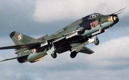 Độ bền đáng kinh ngạc của cường kích Su-22