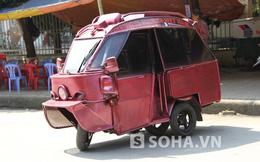 """Chiếc """"siêu xe"""" tự chế từ honda @ đặc biệt nhất Nghệ An"""