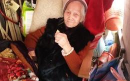 Bà cụ 95 tuổi bị bê ra đường ngày giáp Tết vừa qua đời