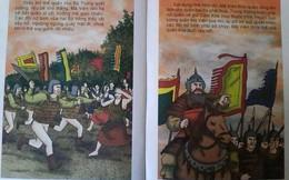 Bà Trưng thua trận vì quân Mã Viện cởi quần: Tư liệu lấy ở đâu?