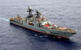 Tàu săn ngầm mạnh nhất của Hải quân Nga sắp thăm Đà Nẵng
