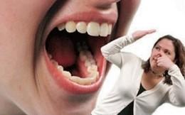 Những cách chữa bệnh hôi miệng hiệu quả nhất