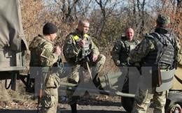 Ukraine dọa đưa pháo binh quay trở lại tiền tuyến miền Đông