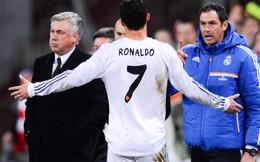 Ancelotti – phận con rơi ở Real Madrid