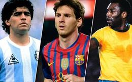 Hãy bắt đầu so sánh Messi với Maradona thay vì Ronaldo