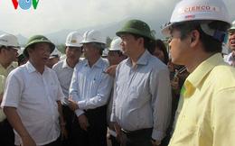 """Bộ trưởng Đinh La Thăng chỉ đạo """"nói không"""" với nhà thầu yếu kém"""